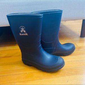 ☔️ Kamik Kids Rainboots